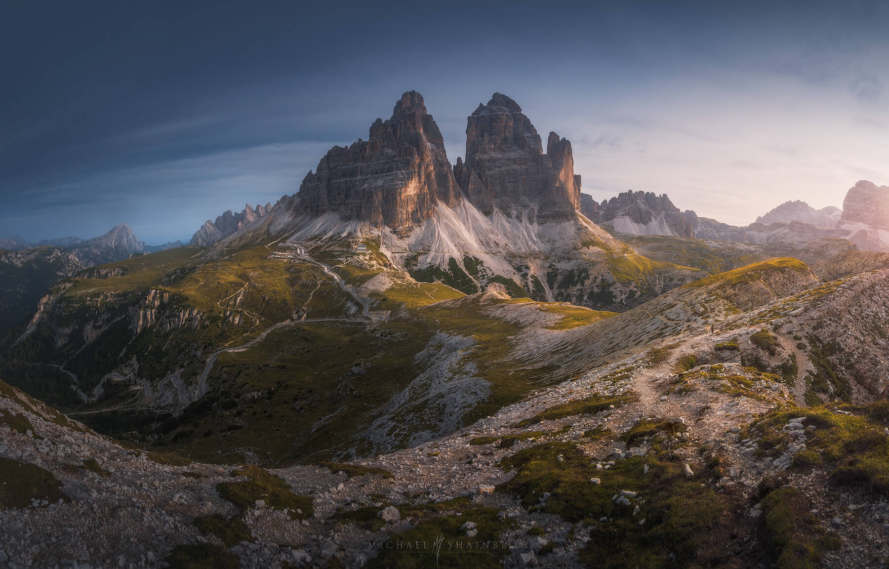 Best Hiking Trails in the dolomites Italy
