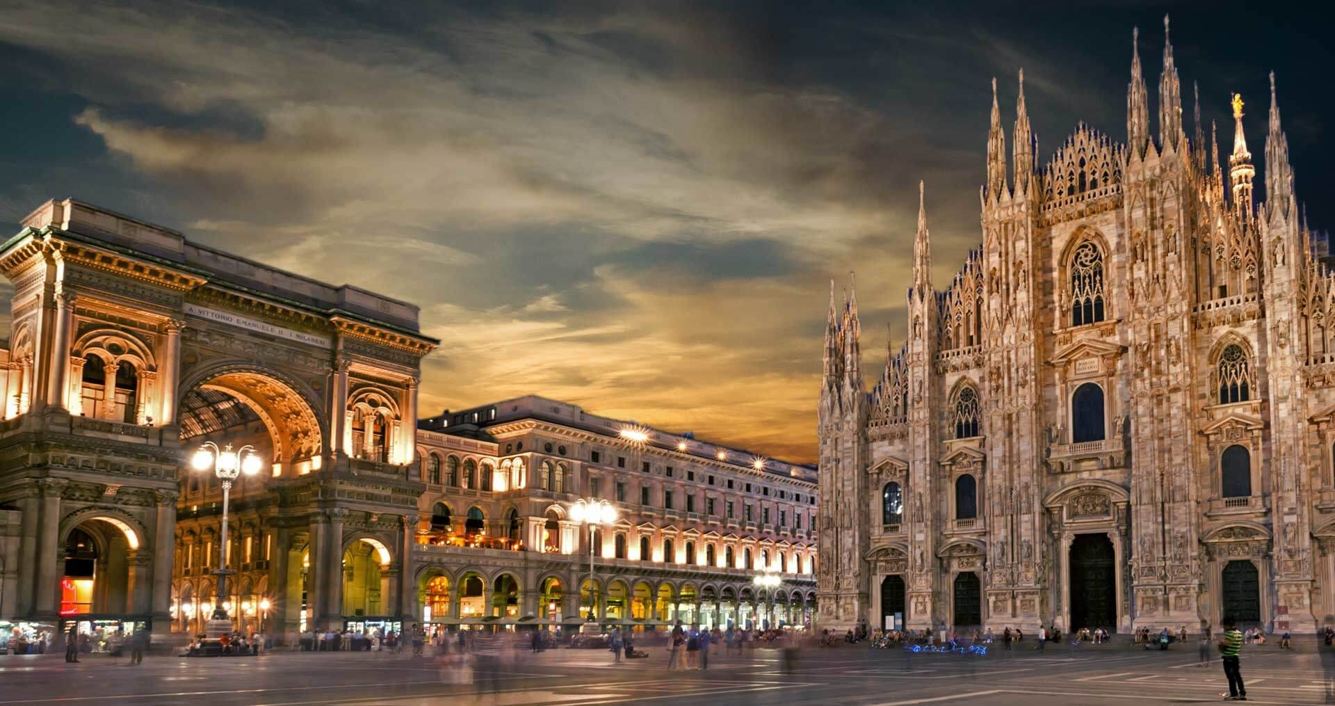 traveling to milan italy by yourself