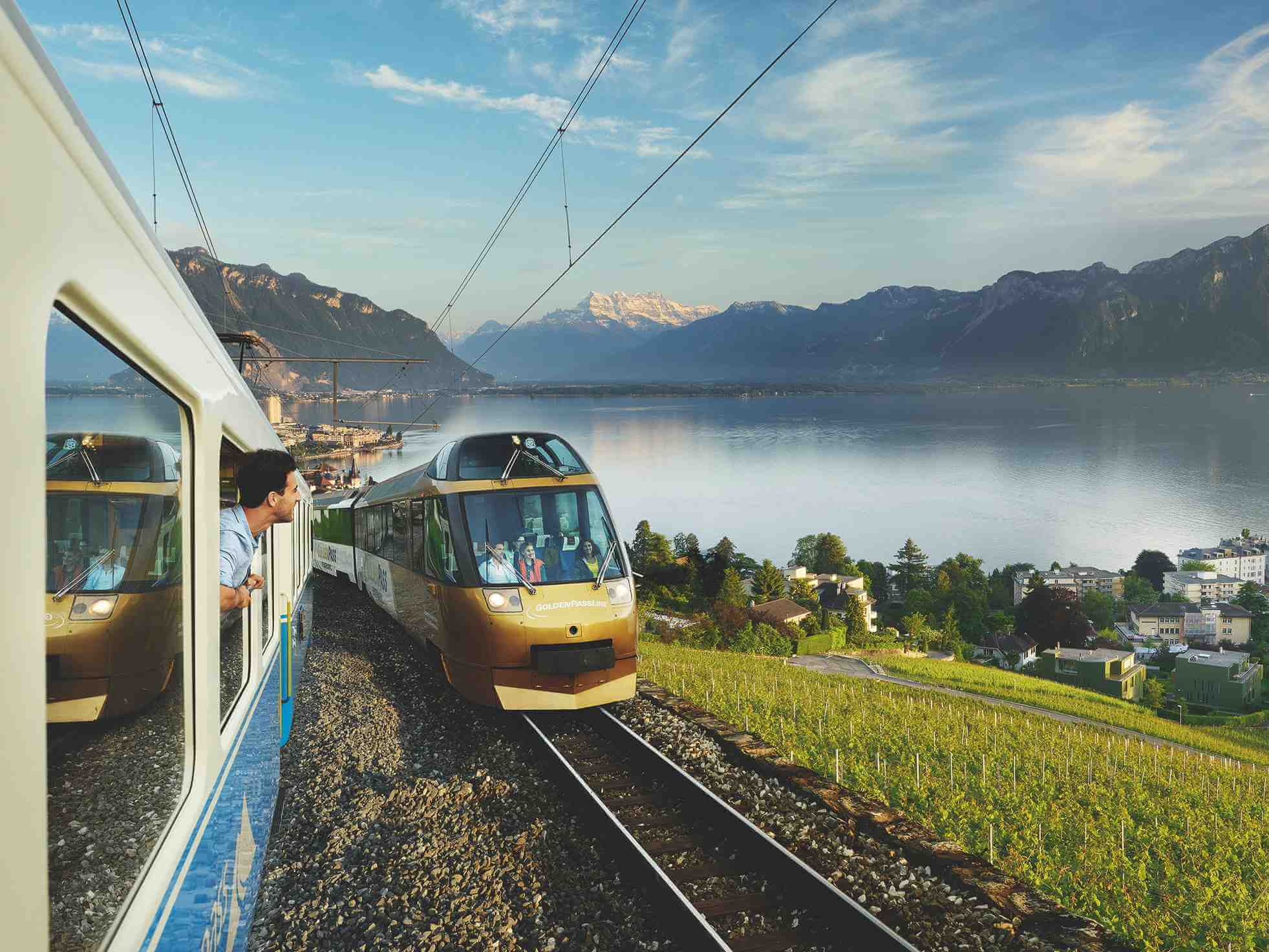 How to travel to Grindelwald