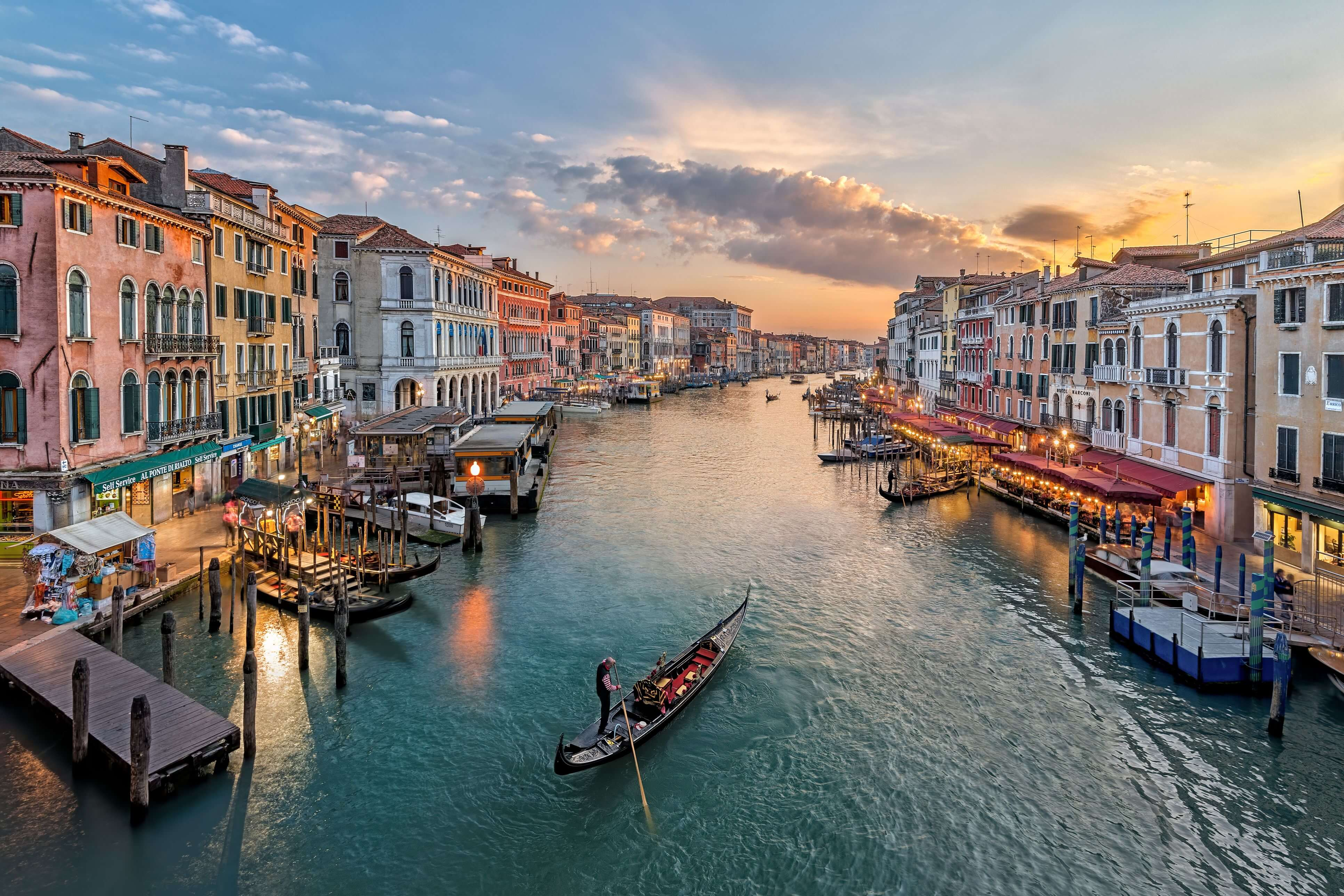 what to do while in Venice Italy