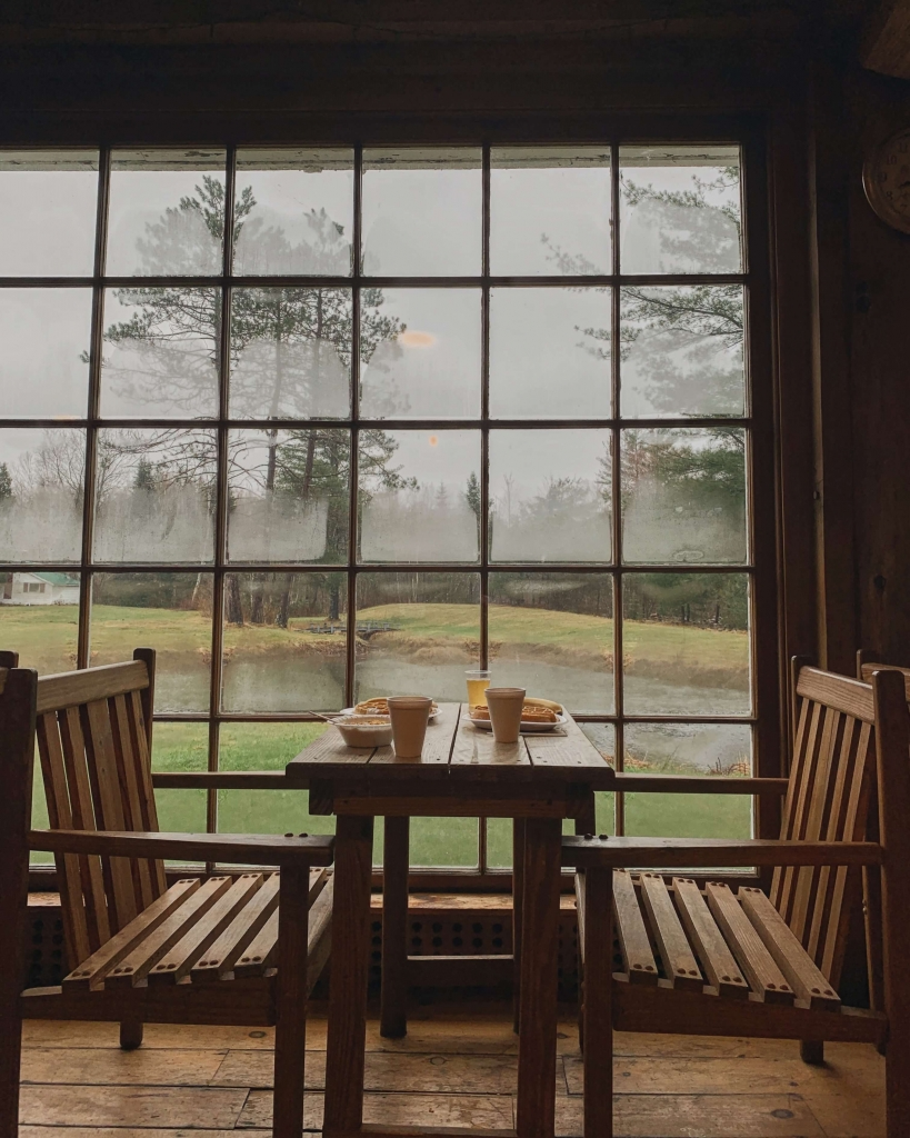 where to stay in Franconia Notch