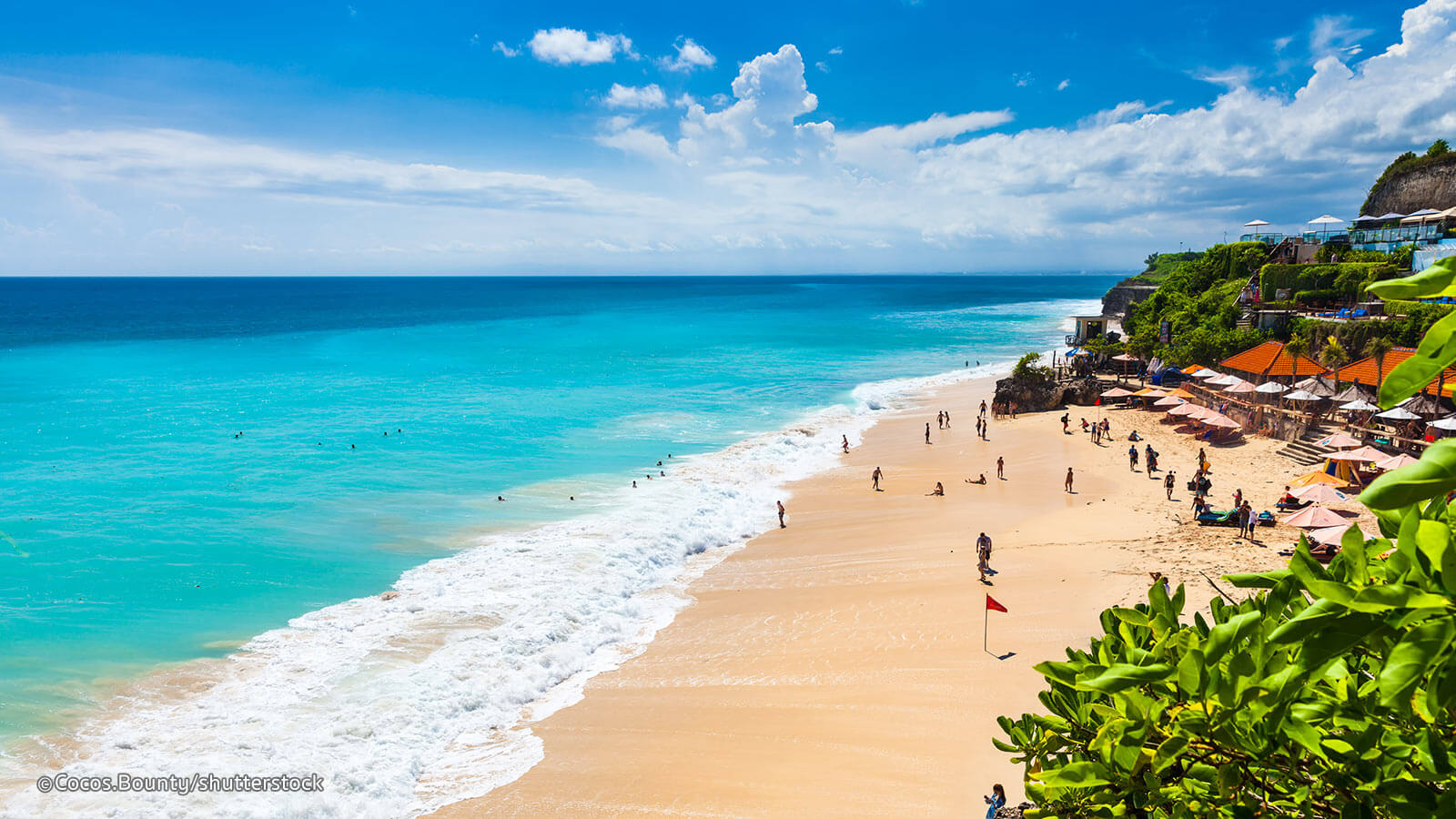 Best beaches in Bali to learn to surf