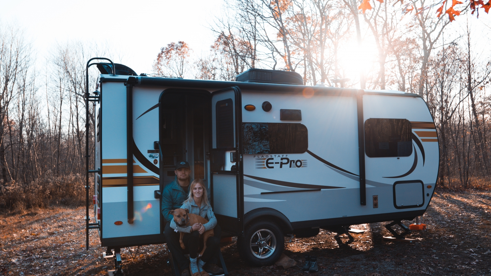 Geo Pro camper Review