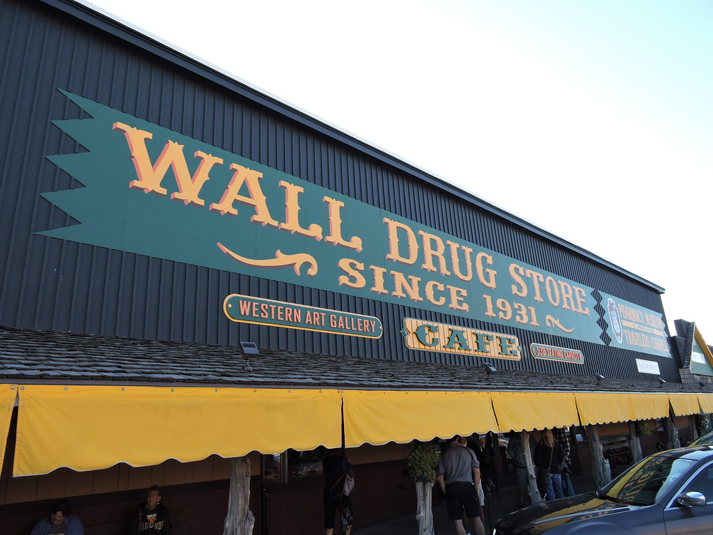 What to do in Wall South Dakota