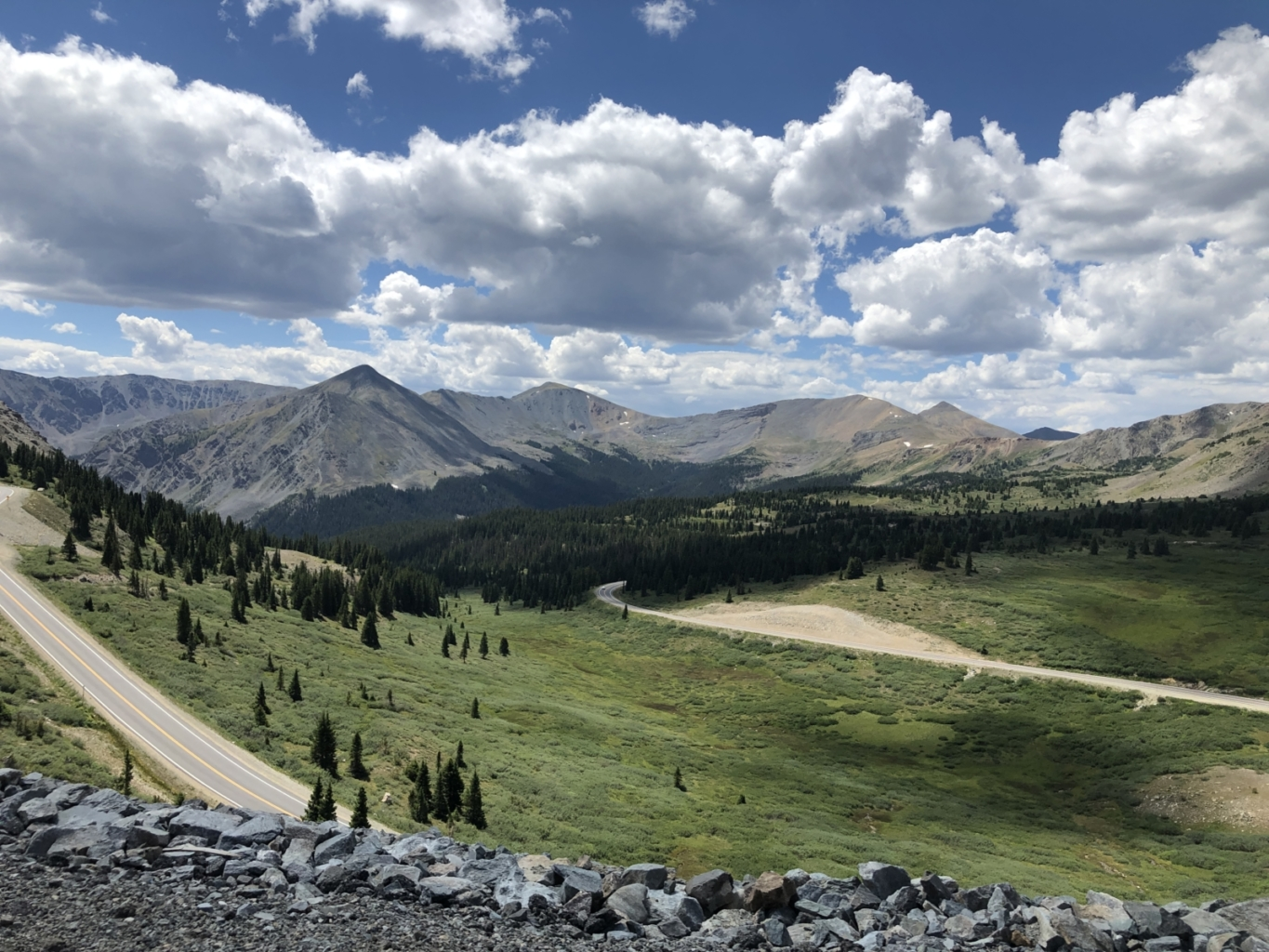 Tincup Pass Trail