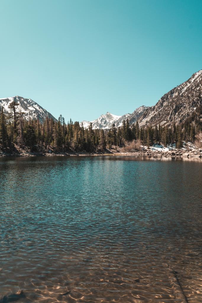 Sherwin Lakes Trail Mammoth Lakes