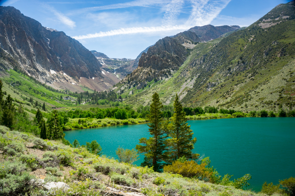 Mammoth Lakes trails